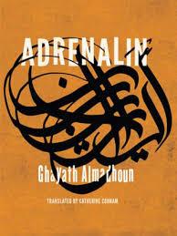 adrenalin Ghayath Almadhoun bookblast diary