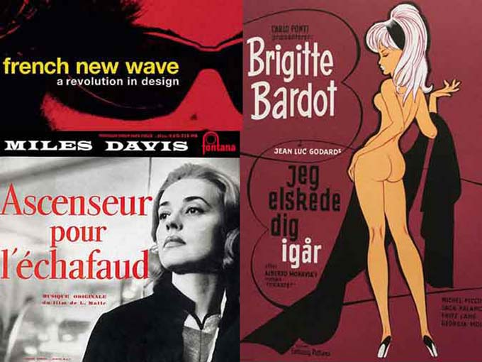 Review | French New Wave – A Revolution in Design | Tony Nourmond, Graham Marsh, Christopher Frayling | Reel Art Press
