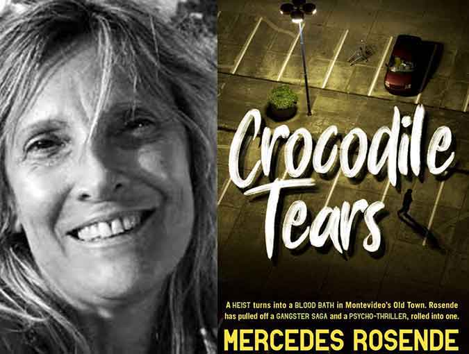 Review | Crocodile Tears, Mercedes Rosende | Bitter Lemon Press