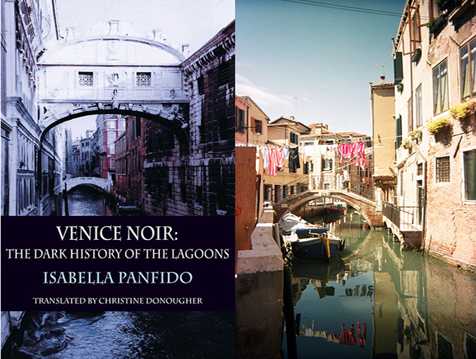 Review | Venice Noir, Isabella Panfido trs. Christine Donougher | Dedalus Books