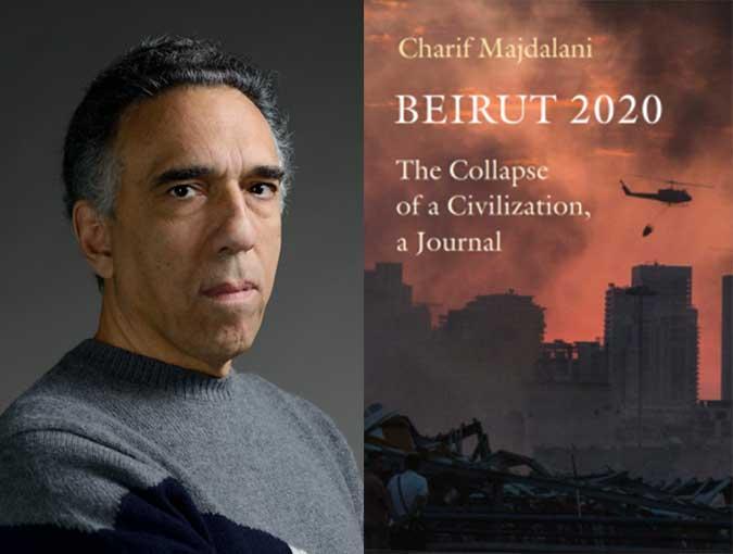Guest Review | Sharif Gemie | Beirut 2020: The Collapse of a Civilization, a Journal – Charif Majdalani | Mountain Leopard Press