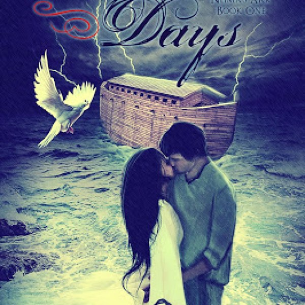 Cover Reveal: Forty Days by Stephanie Parent
