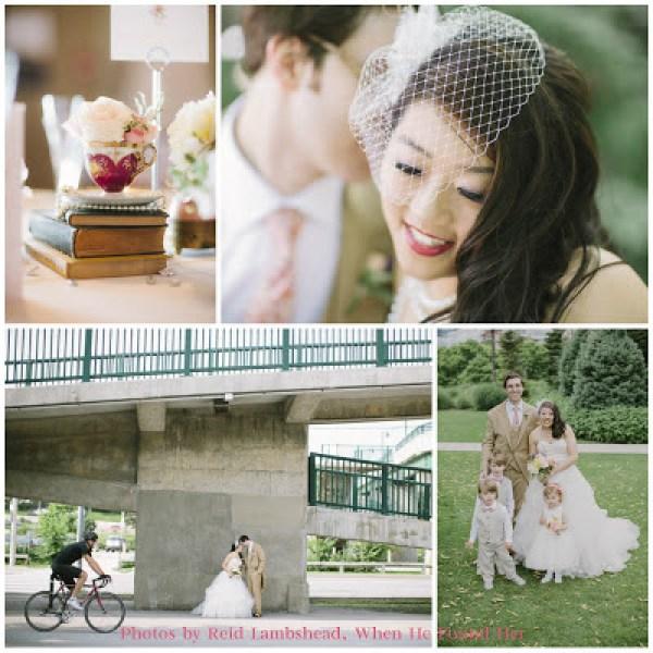 Back…But Still on Hiatus (Also, Wedding Photos!)