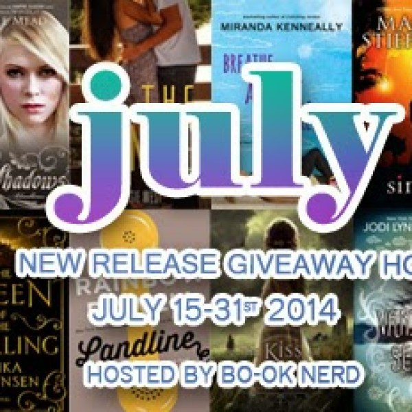 GIVEAWAY CONTEST: Win a July 2014 new release!