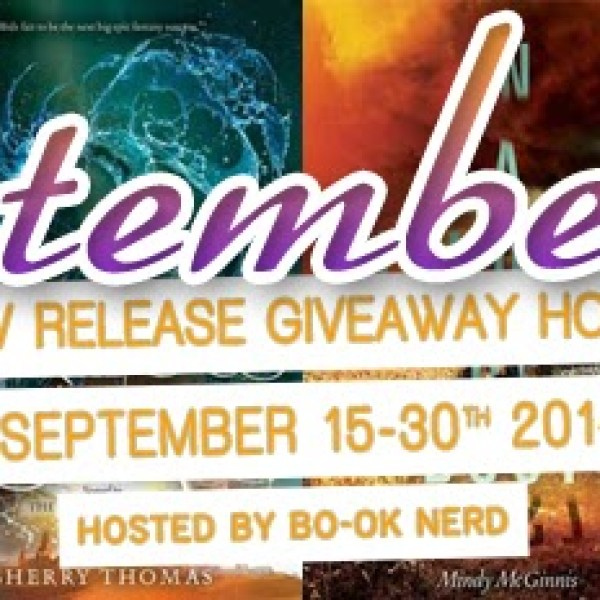 GIVEAWAY CONTEST: Win a September 2014 YA, middle-grade, or new adult book!