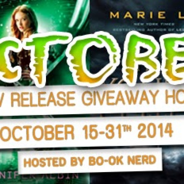 Contest Giveaway: Win an October 2014 YA, NA, or MG book!