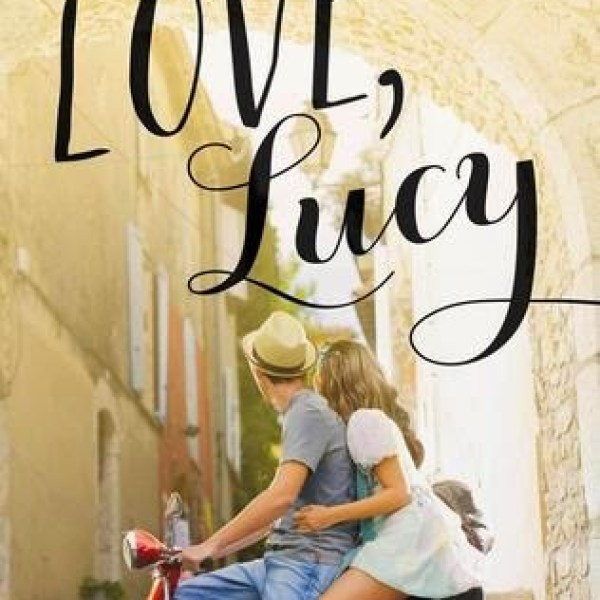 """Say You'll Remember Me"" Early Review: Love, Lucy by April Lindner"