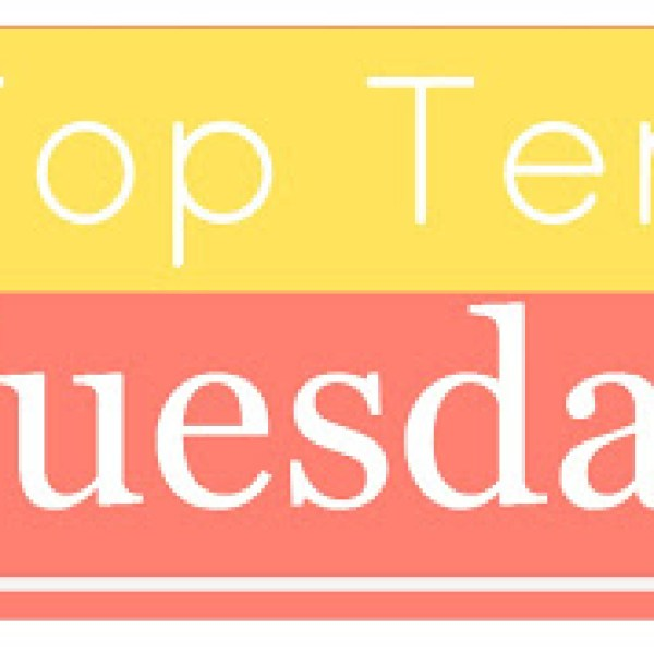 Top Ten Tuesday #14: Sequels I Can't Wait To Get My Hands On