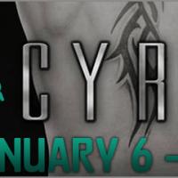 Cyrus – Blog Tour