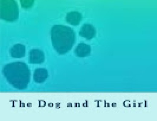 The Dog and The Girl By Fiona J Roberts