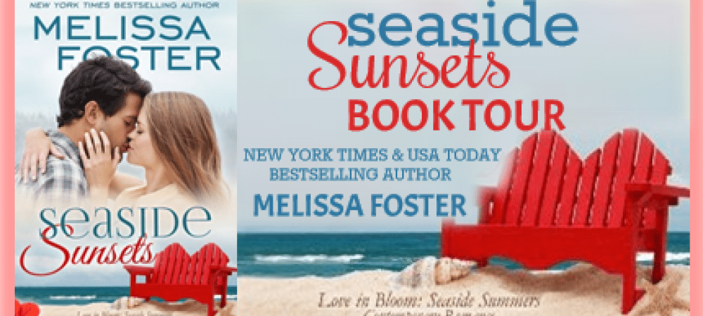 BOOK TOUR Seaside Sunsets