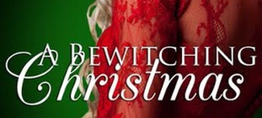 REVIEW and GIVEAWAY: A BEWITCHING CHRISTMAS by AMANDA J. GREENE