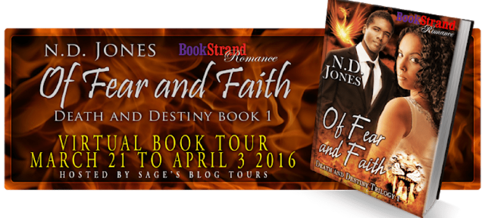 OF FEAR AND FAITH VIRTUAL BOOK TOUR (INTERVIEW)