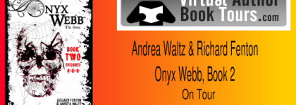 ONYX WEBB BOOK TOUR: Interview and Review