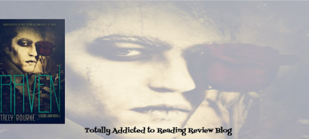 BOOK REVIEW: RAVEN by STACEY ROURKE #UrbanFantasy #Paranormal