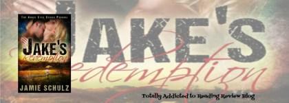 BOOK REVIEW : JAKE'S REDEMPTION by JAMIE SCHULZ @TheJamieSchulz