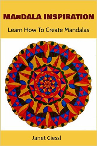 Book Cover: MANDALA INSPIRATION by Janet Giessl