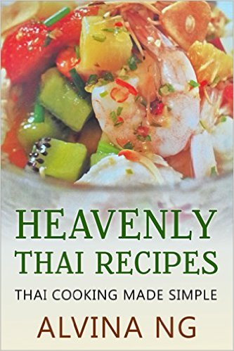 Book Cover: Heavenly Thai Recipes by Alvina Ng