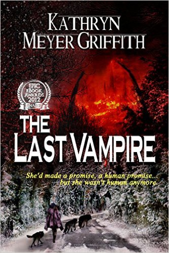Book Cover: THE LAST VAMPIRE by Kathryn Meyer Griffith