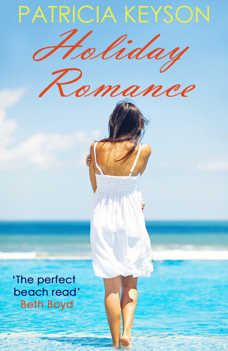 Book Cover: HOLIDAY ROMANCE by PATRICIA KEYSON