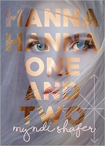 Book Cover: Hanna, Hanna, One-and-Two byMyndi Shafer