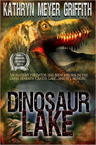 Book Cover: Dinosaur Lake by Kathryn Meyer Griffith