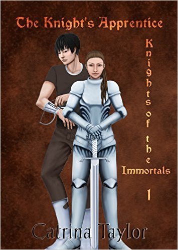 Book Cover: Knights Apprentice by Catrina Taylor