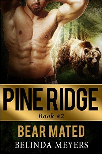 Book Cover: Bear Mated byBelinda Meyers