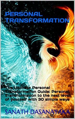Book Cover: Personal TransformationbySanath Dasanayaka