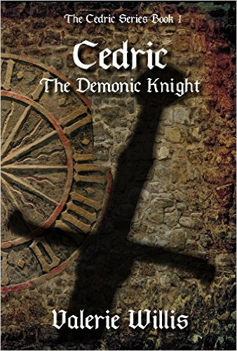 Book Cover: Cedric the Demonic Knight by Valerie Willis