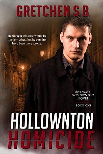 Book Cover: Hollownton Homicide byGretchen S. B.