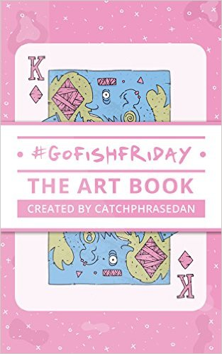 Book Cover: GoFishFriday by CatchphraseDan