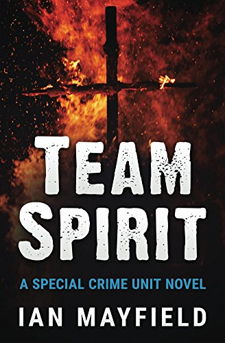 Book Cover: Team Spirit by Ian Mayfield