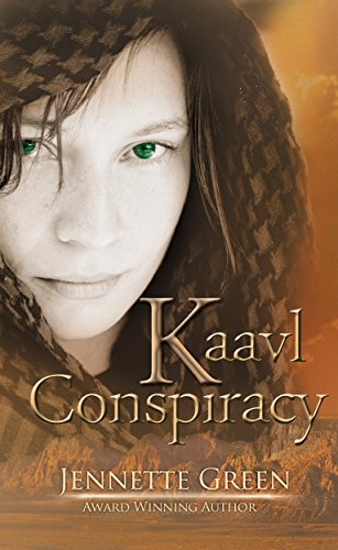 Book Cover: Kaavl Conspiracy by Jennette Green