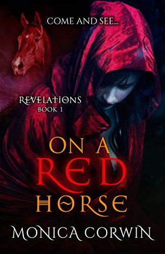 Book Cover: On a Red Horse by Monica Corwin