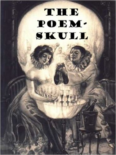 Book Cover: The Poem-Skull by JM Hushour