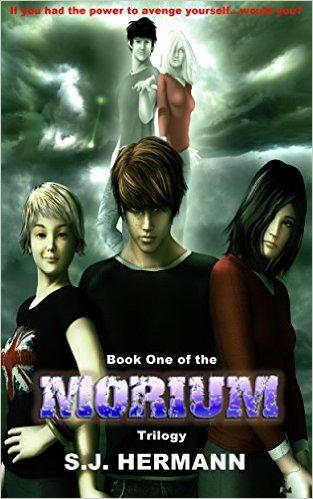 Book Cover: Morium by S. J. Hermann