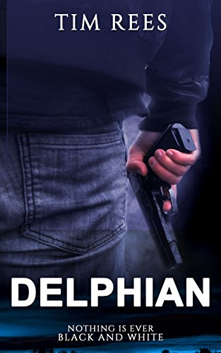 Book Cover: Delphian - an espionage thriller by Tim Rees