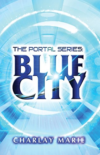 Book Cover: Blue City by Charlay Marie