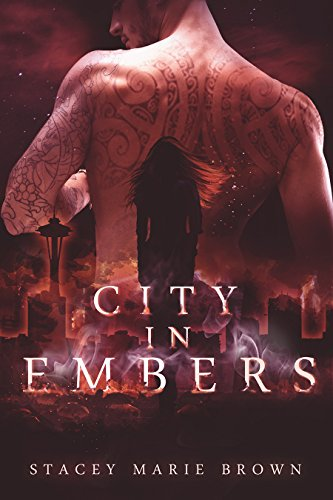 Book Cover: City in Embers byStacey Marie Brown