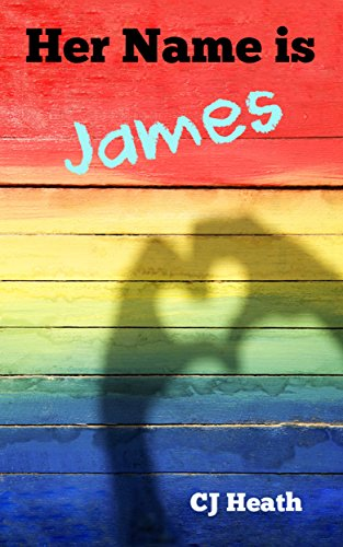 Book Cover: Her Name is James by CJ Heath