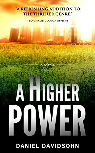 Book Cover: A Higher Power byDaniel Davidsohn