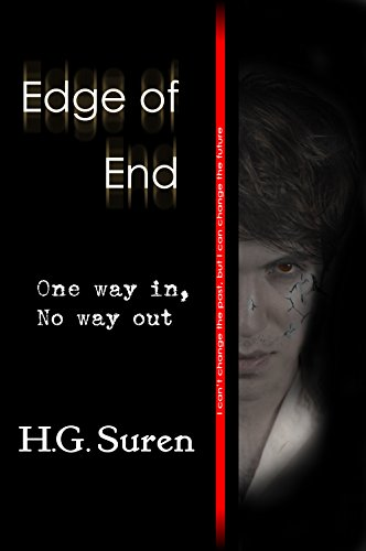 Book Cover: Edge of End byH.G. Suren