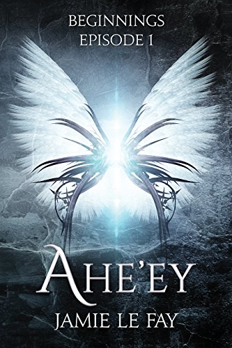 Book Cover: Ahe'ey byJamie Le Fay