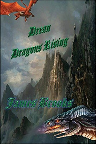 Book Cover: Drean: Dragons Rising by James Brooks