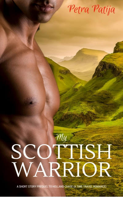 Book Cover: My Scottish Warrior by Petra Patija
