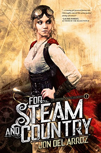 Book Cover: For Steam And Country byJon Del Arroz