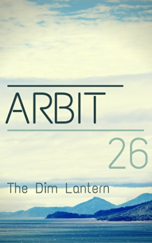 Book Cover: Arbit 26. The Dim Lantern by Debarshi Kanjilal
