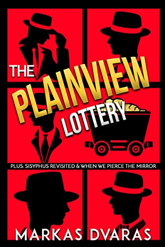 Book Cover: The Plainview Lottery by Markas Dvaras