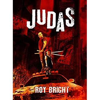 Book Cover: Judas by Roy Bright